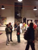 Art & Drinks event