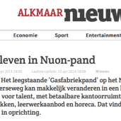 nieuwe leven in nuon-pand