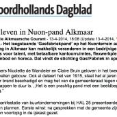 Nieuw leven in Nuon-pand Alkmaar